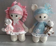 Ri@'s haakblog: Popje Teddy's zusje