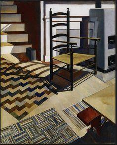 Charles Scheeler: Home Sweet Home.