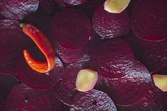 Pickled beetroot recipe, Bite – Pickle small beets or larger beets Cut the larger ones into slices before picklingampnbsp - Eat Well (formerly Bite) Vegan Gluten Free, Vegan Vegetarian, Beetroot Recipes, Vinegar Uses, Beets, Food Inspiration, Pickles, Peach, Tasty