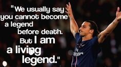 Best Life Changing Quotes From King Zlatan Ibrahimovic - Fun 360 Studio Zlatan Memes, Zlatan Quotes, Psg Vs, Mbappe Psg, David Beckham, Neymar Wallpapers, Neymar Jr Psg, Soccer