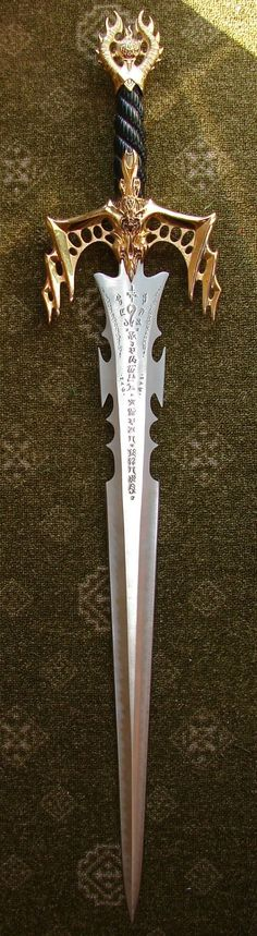 Alyssa~ my sword