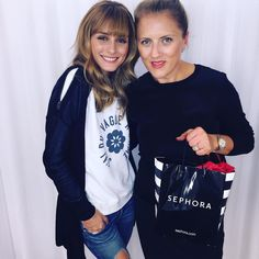 """Thank you @oliviapalermo for a Beatiful surprise with a full makeup collection by You ""Olivia Palermo""from @ciatelondon !! Thank you for being so loyal…"""