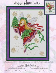 Joan Elliott - Cross Stitch Patterns (Page 2) - 123Stitch.com