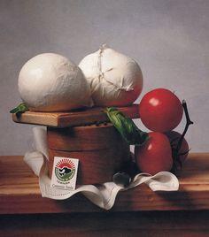 #Mozzarella di Bufala Campana AOP