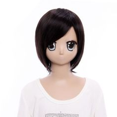 SureWells Nice wigs Black Cosplay Short Wigs Hetalia Honda Kiku Costume Wigs by SureWells. Save 75 Off!. $19.99. Hair Style: Cosplay Wigs. Material : High temperature wire. Color : AS PICTURE ,Color Shown: (Color may vary by monitor.). Package:1 PCS. Length :about 12.59 inch. Brand: SureWells Recommended features: 1. Super natural wig , suitable for almost every lady aged from teenagers to adults. 2. With the high technology, Miss Beauty wig series are quite soft and smooth without ...