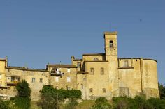 Sunny day in Chianni, Tuscany Tuscany, Sunny Days, Medieval, Tuscany Italy, Middle Ages