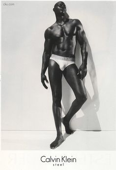 Sexy!!!! Sexy!!!! Sexy!!!!! Oh my Word.  Djimon Hounsou is like... he's like... uhmmm... words just can't explain this piece of chocolate!!!!! He has an absolutely perfect body!!!!!!  Plus he's got a rich, dark chocolate complexion... my kinda man!!!!