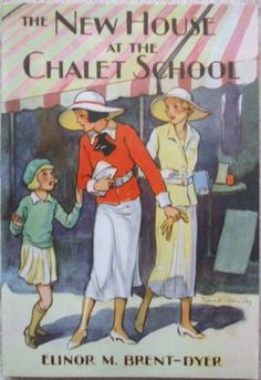 The New House at the Chalet School by Elinor Brent-Dyer. The Chalet School, evergreen amid its picturesque Tyrolean setting, here reaches a new stage in its career. Most of the old friends still appear. New problems arise, too; and, since these call for solution, the Chalet girls do not find time heavy on their hands.