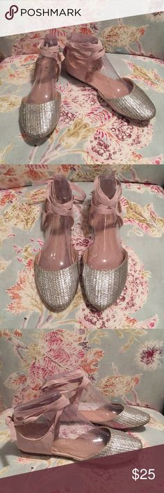 Mix no 6 ballet flats Brand new never worn- does not come in box Mix No. 6 Shoes Flats & Loafers