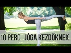 10 perces kezdőknek első lépések jóga programok - 10 MIN BEGINNER FIRST STEP YOGA PROGRAM - YouTube My Yoga, Tai Chi, Zumba, Excercise, Workout Videos, Pilates, Cardio, Healthy Living, Health Fitness