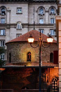 Ротондата Свети Георги София, България / Saint George Rotonda , Sofia, Bulgaria