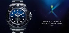 Rolex, James Cameron dive to unfamiliar depths to demonstrate watch technology