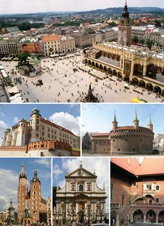 Cracow, Poland - one of my favorite places!