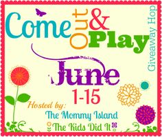 Come Out and Play Giveaway