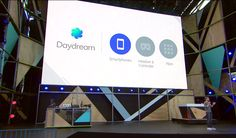 Google's Daydream: a Virtual Reality ecosystem for Android #Google #VirtualReality #tech