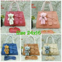Saya menjual Handbag colour Tas wanita Tas lokal Tas grosir seharga Rp65.000. Dapatkan produk ini hanya di Shopee! https://shopee.co.id/jolincollections/174945813 #ShopeeID