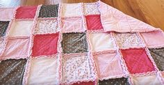 First Time Quilter? We've Got Just The Project For You!