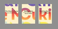 E-book Covers by Cooper-Hewitt National Design Museum, Smithsonian Institute (with a nod to Craig Mod)