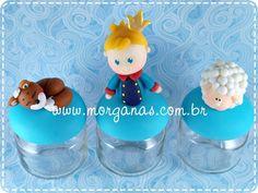 Pequeno Príncipe e personagens
