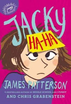 """Twelve-year-old Jacky """"Ha-Ha"""" Hart is a class clown with a penchant for pranking--and when she's required to act in the school play to appease her frustrated teachers, she must conquer her stutter."""