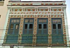Azulejos antigos no Rio de Janeiro: Centro XVIII - rua Senador Pompeu