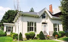 A Field Guide to Building Watching: 10. The Loyalist: Ontario Cottage