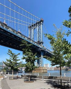 Manhattan Bridge, Brooklyn Bridge, George Washington Bridge, Travel, Viajes, Destinations, Traveling, Trips