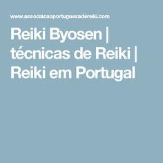 Reiki Byosen | técnicas de Reiki | Reiki em Portugal
