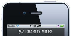 Charity Miles is an iPhone/Android app that empowers you to earn corporate spons… – My Wallpapers Page Track My Walk, List Of Charities, Good Motivation, Sweat It Out, Donate To Charity, Bike Run, Best Apps, Health And Beauty Tips, Way Of Life