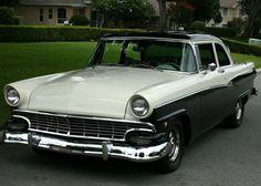 1956 Ford CUSTOMLINE RESTOMOD COUPE - 302 V-8 | eBay