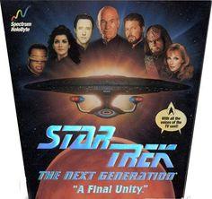 Amazon.com: Star Trek: The Next Generation - A Final Unity: Video Games PC