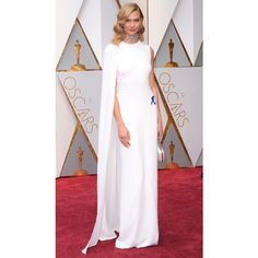 All the Stars Hitting the Oscars Red Carpet ❤ liked on Polyvore featuring dresses and models