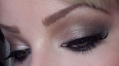 Urban Decay Naked Palette evening eyes