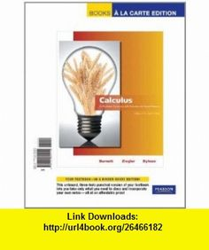 Calculus for Business, Economics, Life Sciences and Social Sciences,  a la Carte Edition (12th Edition) (9780321692450) Raymond A. Barnett, Michael R. Ziegler, Karl E. Byleen , ISBN-10: 0321692454  , ISBN-13: 978-0321692450 ,  , tutorials , pdf , ebook , torrent , downloads , rapidshare , filesonic , hotfile , megaupload , fileserve