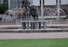 Old Dominion University Fountain