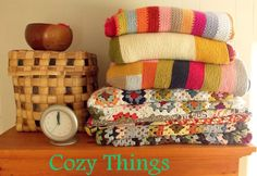Cozy Things.  A blog full of crochet and other goodies...