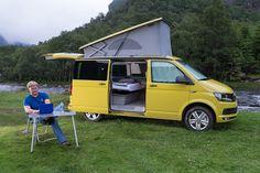 New VW T6 California Beach mit Schlafdach