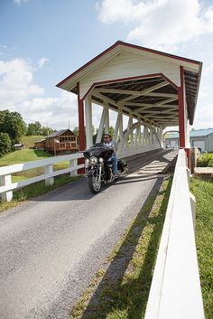 Hall's Mill Covered Bridge- Bedford County, PA 56