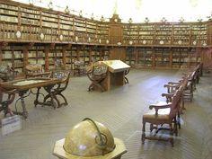 Historia del libro (III): Las bibliotecas en la Edad Media