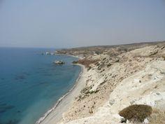 Skała Afrodyty #Cypr #Cyprus (Petra Tou Romiou) Angelika Maj pracownik Call Center