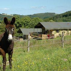 Bijzondere campings in Frankrijk