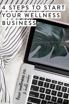 4 Steps To Start Your Wellness Business   Health Coaching Business - Are you interested in starting an online health coaching or other wellness business? Click to learn the 4 key steps to get started, plus tips Wellness Tips, Health And Wellness, Coach Website, Dream Career, Healthy Lifestyle Tips, Online Coaching, Diet And Nutrition, Health Coach, Business Tips