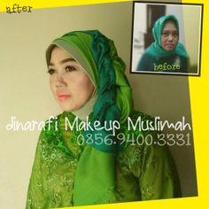 Repotnya harus dandan sendiri tiap kali ada undangan pernikahan, Jasa Makeup Muslimah Home Service, hubungi 085694003331, kami datang ke lokasi.