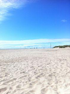 Barmouth Beach in Barmouth, Gwynedd