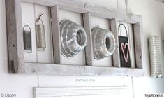 Image result for keittiön sisustuskuvia Equestrian Decor, Old Windows, New England, Kitchen Dining, Diy And Crafts, Shabby Chic, Cottage, Interior Design, Handmade