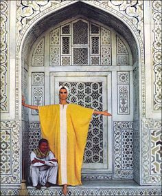 Voyage to India, McCall's Magazine, 1966