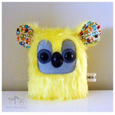 $12 Miniature Koala by Wickandbandit on Handmade Australia