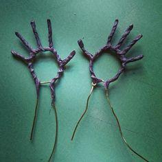 Risultati immagini per paverpol voorbeelden Doll Making Tutorials, Felting Tutorials, Wire Crafts, Clay Crafts, Clay Dolls, Art Dolls, Paper Mache Sculpture, Paperclay, Doll Tutorial