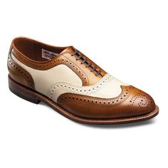 Broadstreet - Wingtip Lace-up Oxford Men's Dress Shoes by Allen Edmonds