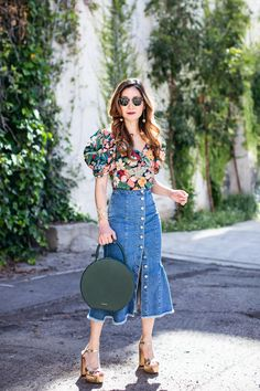 Stylewich by Elizabeth Lee, Fashion Blogger, Outfit Ideas, Style Inspiration, Spring Fashion, Mansur Gavriel Circle Bag, Marc Jacobs Lust Sandals
